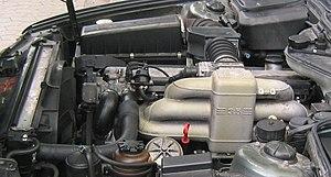 BMW M30 - M30B35