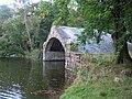 Boathouse, Gosford. - geograph.org.uk - 59918.jpg