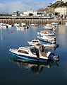 Boats, Torquay harbour - geograph.org.uk - 1605169.jpg