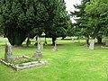 Bodenham Churchyard - geograph.org.uk - 1365639.jpg