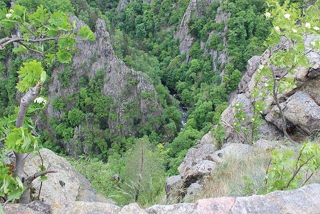 Bode gorge
