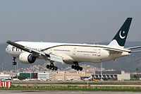 AP-BID - B77W - Pakistan International Airlines