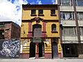 Bogotá - Las Nieves - edificio carrera 5 cl 23.JPG