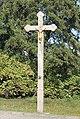 Bohdalec, kříž u silnice (2019-09-22; 01).jpg