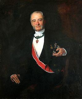 Bohuslav, Count Chotek of Chotkow and Wognin Czech diplomat