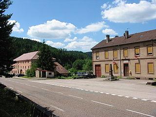 Bois-de-Champ Commune in Grand Est, France