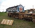 Bonfire at Kilcooley, Bangor - geograph.org.uk - 842994.jpg