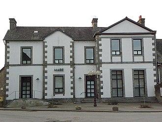 Bonnemain - Town hall