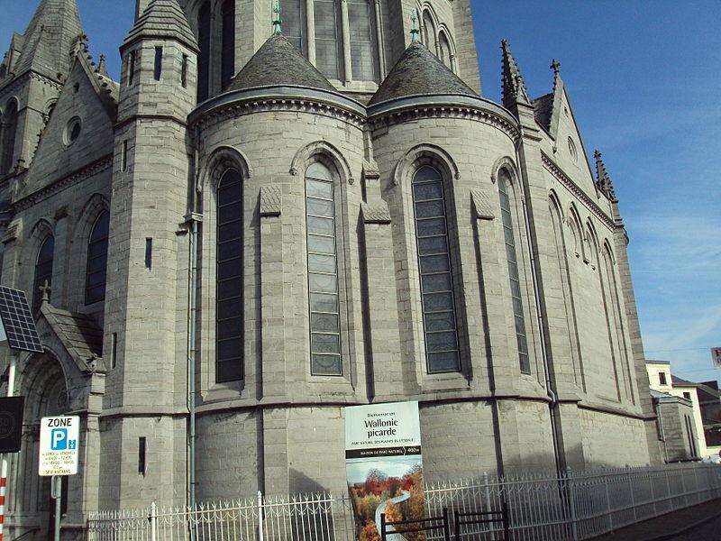 Basilique Notre-Dame-de-Bon-Secours, place Jean Absil, n°3 (M)