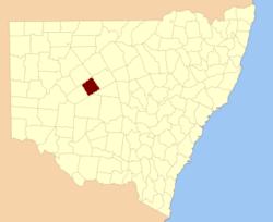 Booroondarra NSW