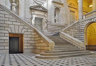 Grand Théâtre de Bordeaux - Grand staircase