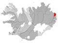 Borgarfjardarhreppur map.png