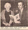 Borghild Norgård og Reiulf Steen 1974.jpg