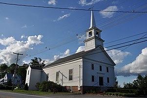 First Congregational Church of Boscawen