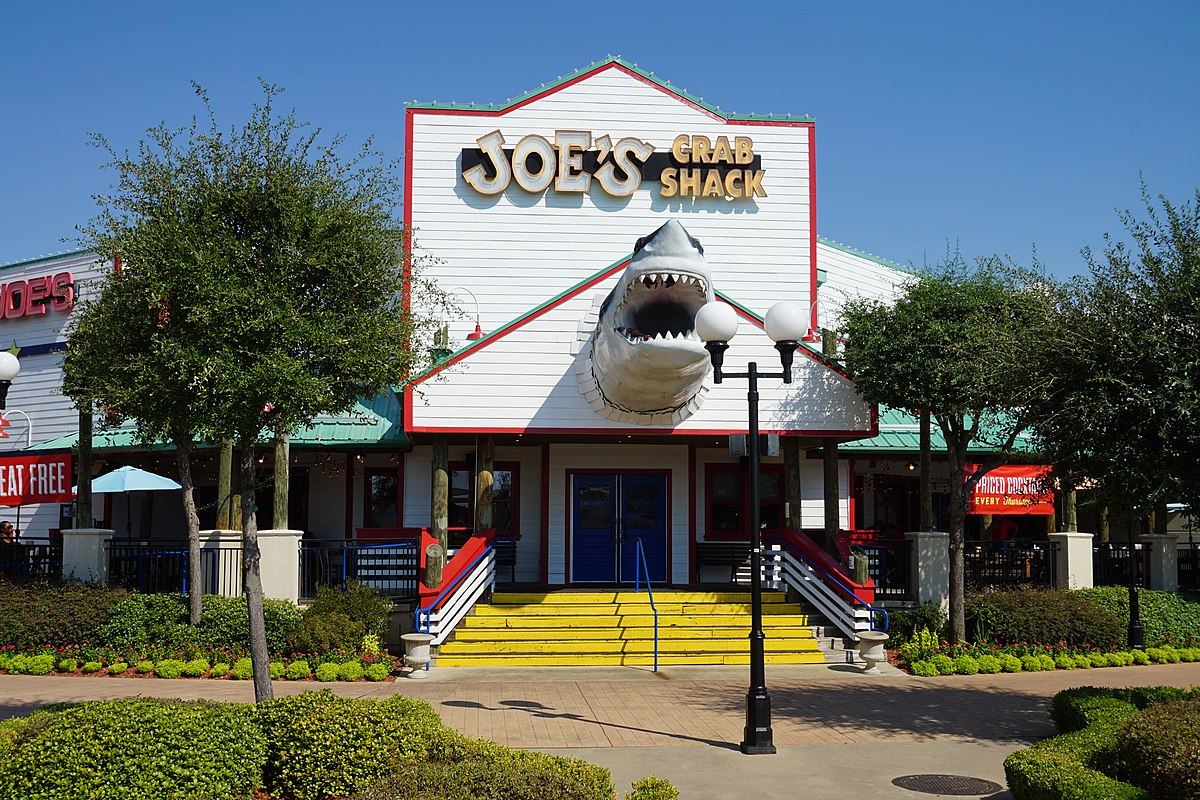 Joes Crab Shack Wikipedia