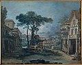 Boucher - Esquisse d'un décor de scène, Amiens, musée de Picardie.jpg