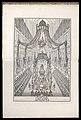 Bound Print, Pompe funèbre de Polixène de Hesse-Rhinfels Reine de Sardaigne en l'église de Notre de Paris le XXIV Mars M. DCC. XXXV. (Funeral of Polyxena of Hesse-Rotenburg, Queen of Sardinia, in the (CH 18221179).jpg
