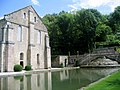 Bourgogne Abbaye Fontenay Cascade 15072009 - panoramio.jpg