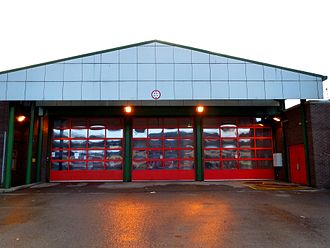 West Midlands Fire Service - C4 Bournbrook Community Fire Station
