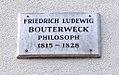 Bouterweck Friedrich Ludewig Göttingen WeenderStraße Ecke Reitstallstraße klein.jpg