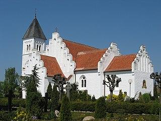Brabrand Church Church in Denmark, Denmark