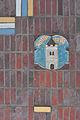 Brahmskontor (Hamburg-Neustadt).Deckenmosaik.Wappen Kattowitz.29190.ajb.jpg