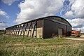 Bramham Moor Aerodrome hangar 1.jpg