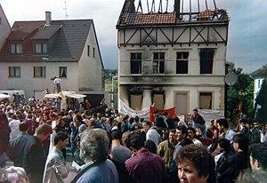 1993 Solingen arson attack