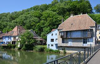 LIsle-sur-le-Doubs Commune in Bourgogne-Franche-Comté, France