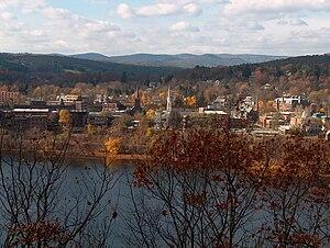 Jonathan Hunt (Vermont congressman) - Brattleboro, Vermont, home of the Hunt family