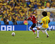 Brazil and Colombia match at the FIFA World Cup 2014-07-04 (10).jpg