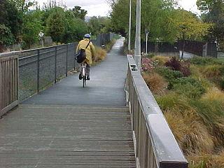 Christchurch Railway Cycleway