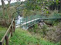 Bridge over Polmaddy Burn, Polmaddie - geograph.org.uk - 259734.jpg
