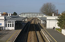Bridgwater railway station MMB 09.jpg