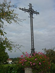 croix de carrefour de Brienne-la-Vieille