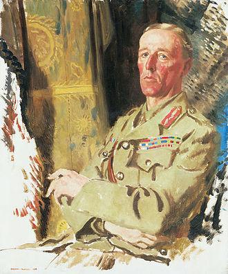 J. E. B. Seely, 1st Baron Mottistone - Seely as Brigadier-general (1918)