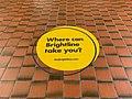 Brightline Advertising Brickell Metrorail Station (30984488887).jpg