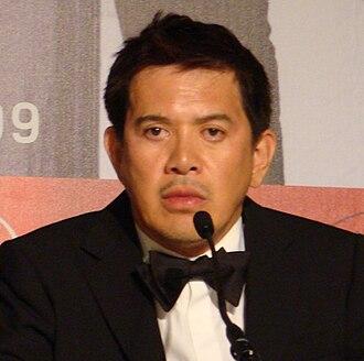 Brillante Mendoza - Mendoza won Best Director at the 62nd Cannes Film Festival for his film Kinatay.