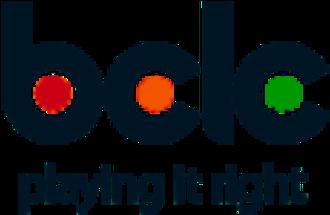British Columbia Lottery Corporation - Image: British Columbia Lottery Corporation logo