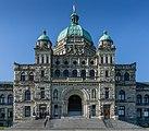 British Columbia Parliament Building, Victoria, British Columbia, Canada.jpg