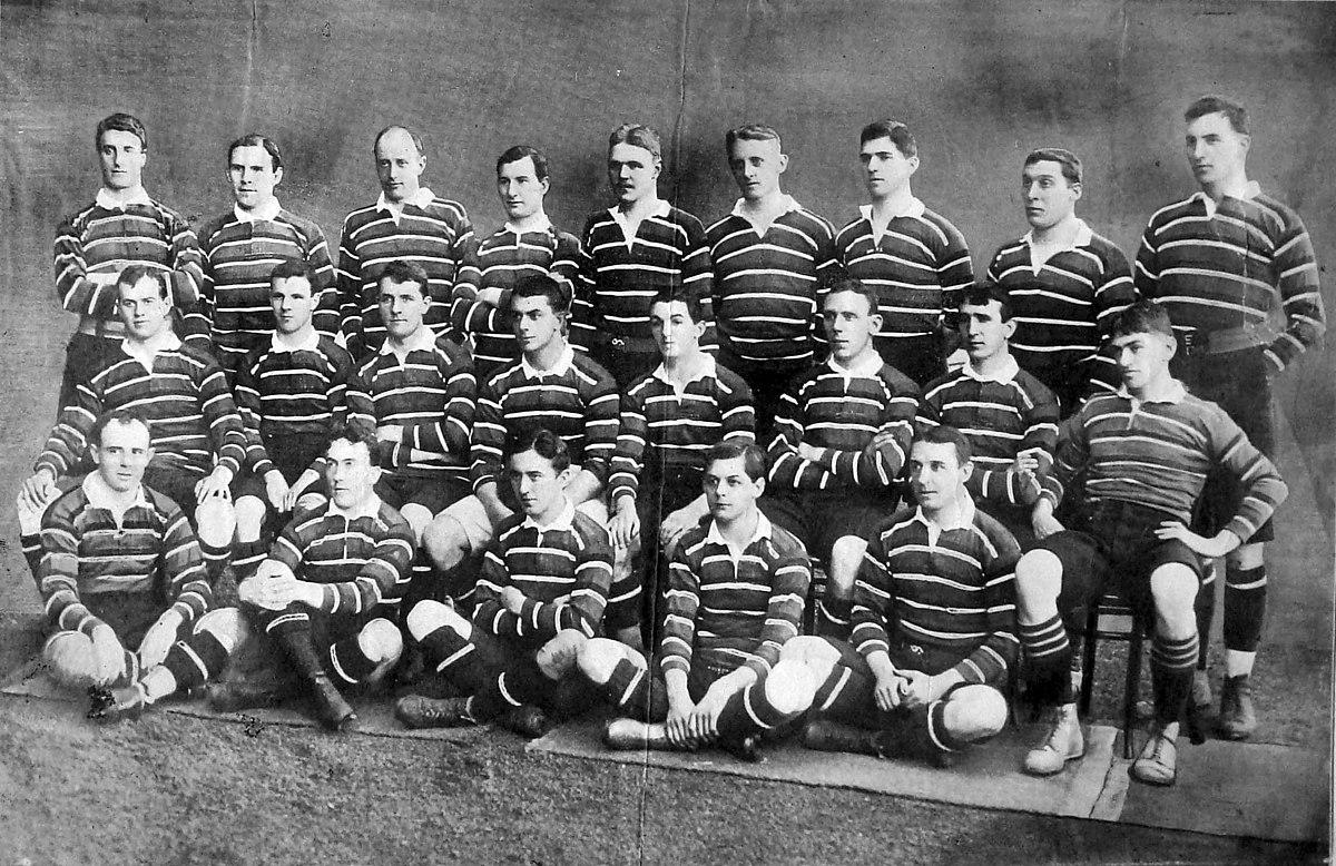 1899 British Lions tour to Australia - Wikipedia