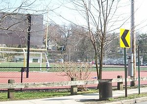 Bronxville Union Free School District - Athletic field.