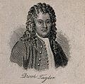 Brook Taylor. Line engraving after R. Earlom. Wellcome V0005740.jpg
