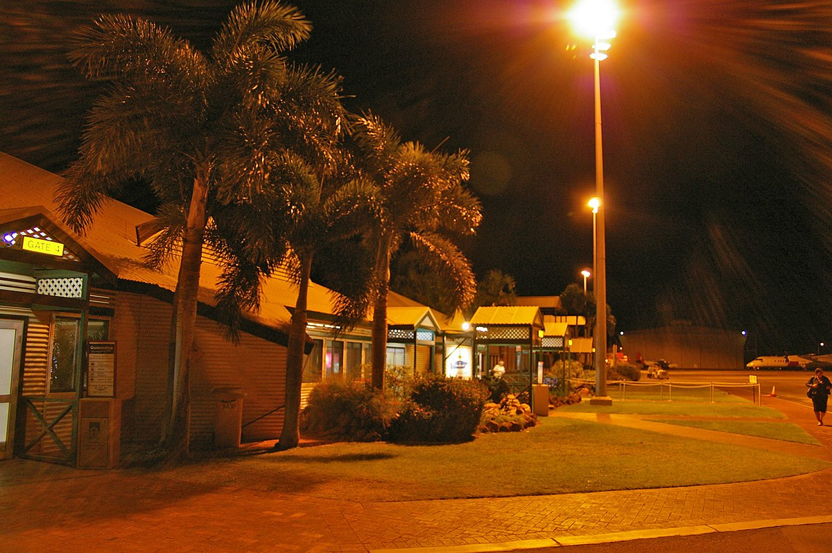 Broome International Airport - Wikipedia