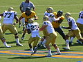 Bruins on offense at UCLA at Cal 2010-10-09 3.JPG