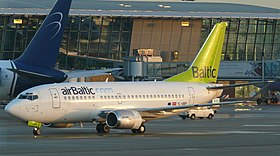 Brussels airport air baltic 03.JPG