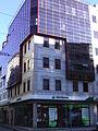 Budapest, Sberbank Hungary - Frankel Branch (obuda), II. Frankel L 45.JPG
