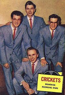 the crickets wikipedia