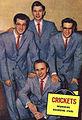 Buddy Holly and The Crickets 1957.JPG