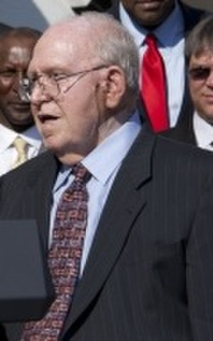 Buddy Ryan - Ryan at the White House in 2011